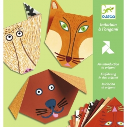 Initiation à l'origami Animaux