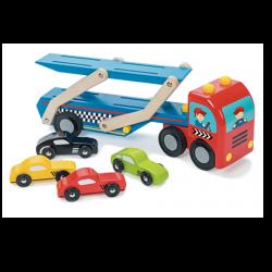 Camion de transport pour voitures