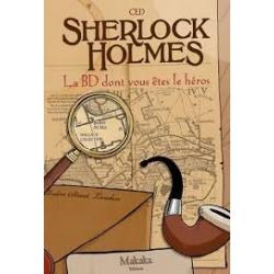 BD jeu Sherlock Holmes T1