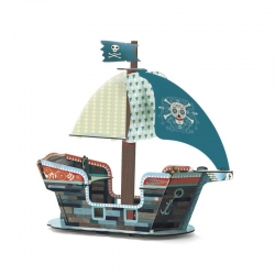 Pop to play Bateau pirate 3D
