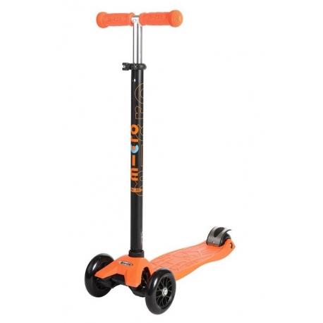 Trottinette Micro maxi orange