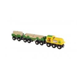 Train forestier