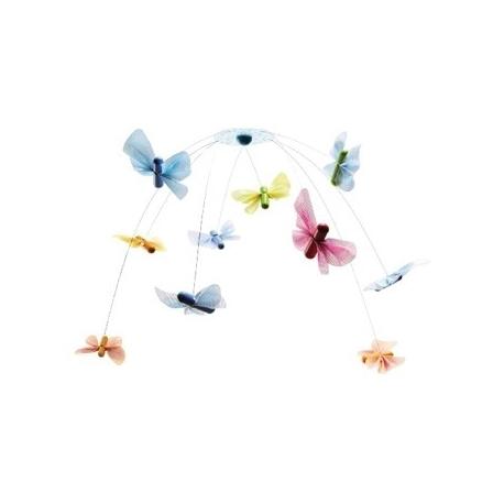 Mobile Amis des papillons