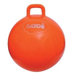 Ballon sauteur orange XXL