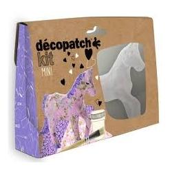 Décopatch Mini kit Cheval
