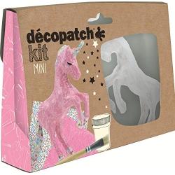 Décopatch Mini kit Licorne