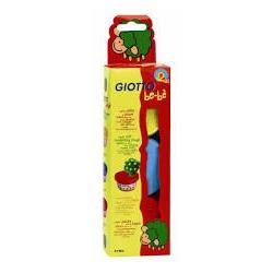 Giotto pâte à modeler rouge-bleu-jaune