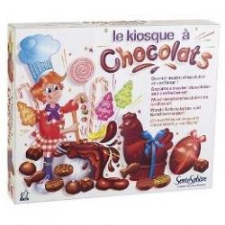 Kiosque à chocolats