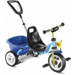 Tricycle CAT-1S bleu/kiwi
