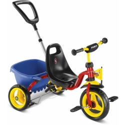 Tricycle CAT-1S rouge