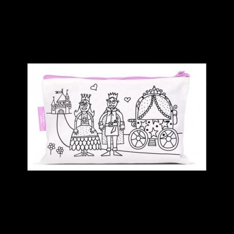 Trousse à colorier Princesse fV1Wo