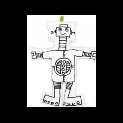 Robot à colorier