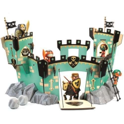 Arty toys - Castel on ze rock