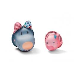 Nicolas et le petit cochon bulles de bain