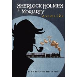 BD jeu Sherlock Holmes T3 Associés