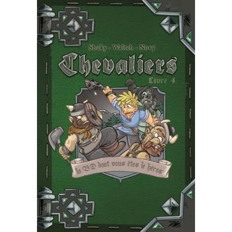 BD jeu Chevaliers T4