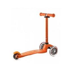 Trottinette Micro mini deluxe orange