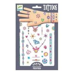 Tattoos Les bijoux de Jenni