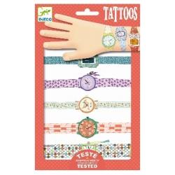 Tattoos Les montres de Wendy