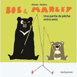 Bob et Marley Une partie de pêche entre amis