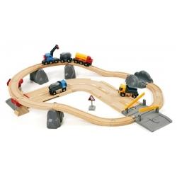 Circuit rail route Transport de roches 98f80a8fce0b