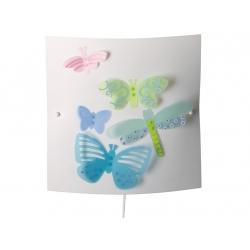 Applique murale Papillons estivaux