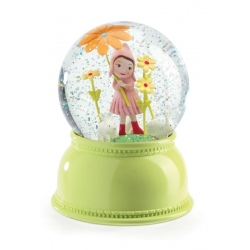 Boule à neige Petite fille