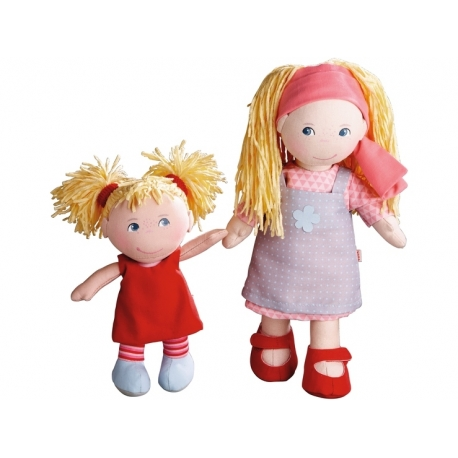 Poupées Sœurs Lennja & Elin