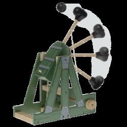 La catapulte trébuchet