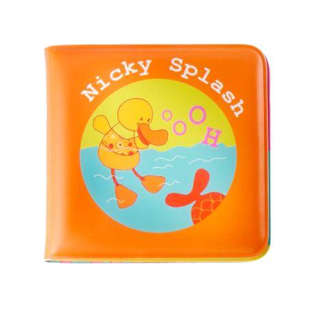 Nicky Splash livre de bain