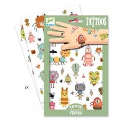 Tattoos Monstres