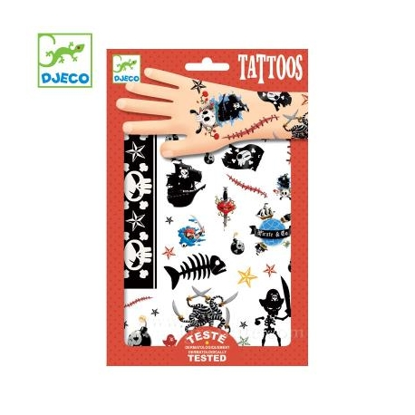 Tattoos pirates