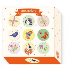 100 Stickers Chichi