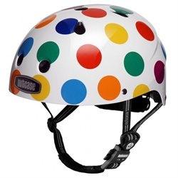 Casque de vélo - Nutcase - Dots  XS