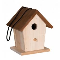 Le jardin du moulin Cabane à oiseaux