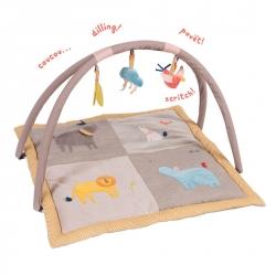 Les Papoum tapis d'activités avec arche