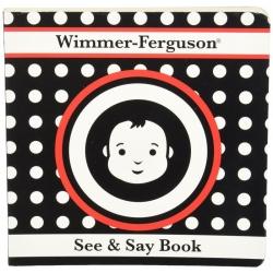 Livre See & say Ferguson