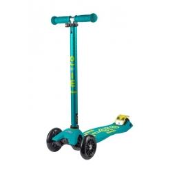 Trottinette Micro maxi deluxe Petrol green
