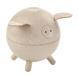 Tirelire cochon Naturel