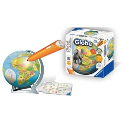Globe tiptoi interactif + lecteur