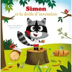Mes p'tits albums - Simon et la drôle d'invention