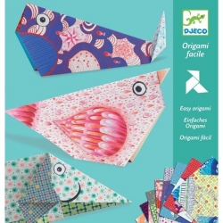 Origami facile les grands animaux