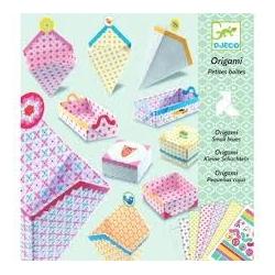 Origami petites boîtes