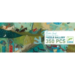 Puzzle Gallery Poetic Boat
