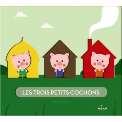Les Contes Gigognes - Les trois petits cochons
