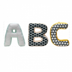 Coussins ABC