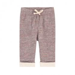 Pantalon Noelie vieux rose 12m