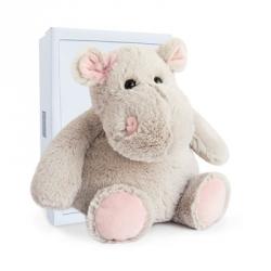 Hippo Girl paillettes 25cm