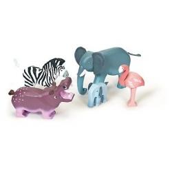 Les animaux de Zambezi
