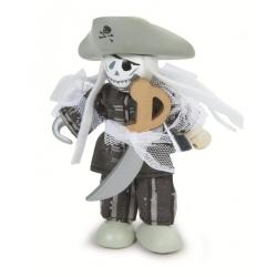 Budkins pirate Fantôme